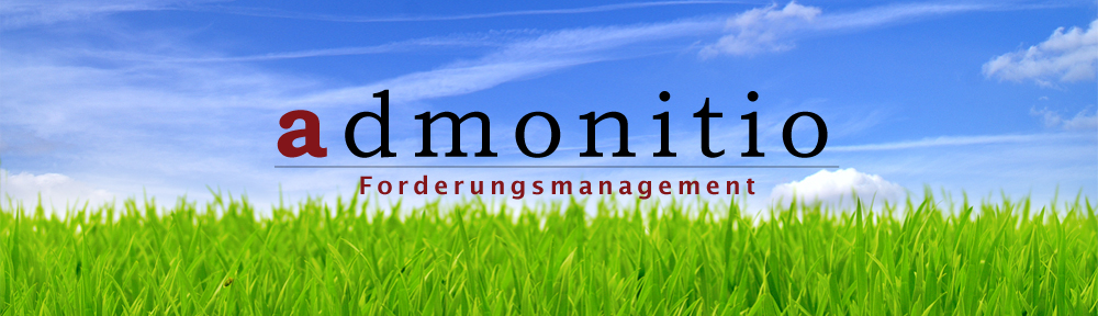 admonitio Forderungsmanagement